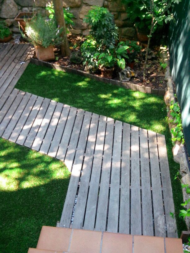 C sped artificial para exteriores especial terrazas y ticos - Cesped artificial atico ...