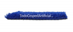 cesped artificial color azul