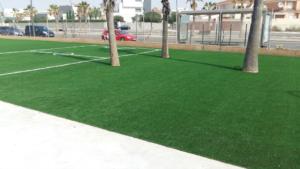 instalacion cesped artificial madrid zona deportiva