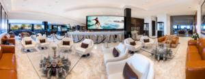 sala de estar mansion lujo bruce makowsky